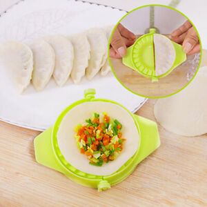 Dumpling Mould Dough Mold Press Meat Pie Pastry Maker Empanada DIY Baking Tool.~