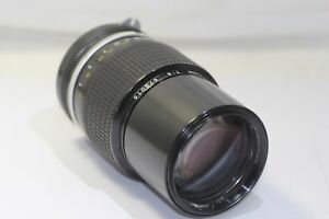 Nikon-Non-Ai-Nikkor-200mm-F-4-MF-Lens-Made-In-Japan