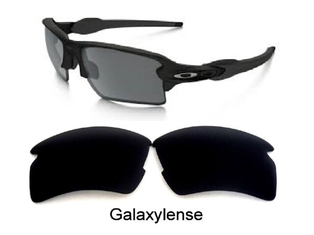 9e539b06d1 Galaxy Replacement Lenses For Oakley Flak 2.0 XL Sunglasses Black Polarized