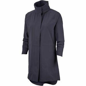 NEW Women's Nike HyperShield Golf Jacket Gridiron AV3697 ...
