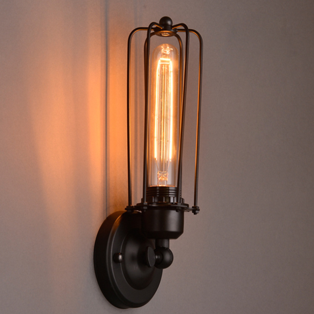 Details about vintage industrial wall lights bedroom wall lamp swing arm wall sconce indoor