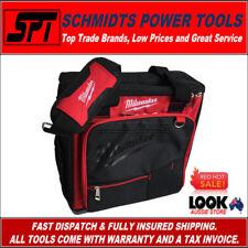 "MILWAUKEE 48228210 JOBSITE TOOL BAG TECHNICIANS & ELECTRICIANS 17"" TECH BAG NEW"