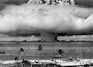 ATOMIC BOMB - POSTER - PHOTO