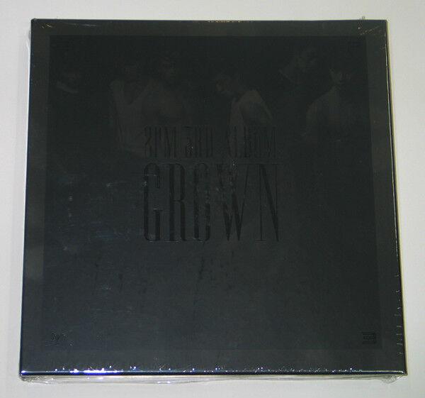 2PM - Grown (Vol. 3 Version-B) [CD+52p Photo Booklet+Gift Photo]