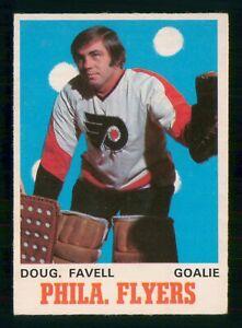 DOUG-FAVELL-70-71-O-PEE-CHEE-1970-71-NO-199-EX-25866