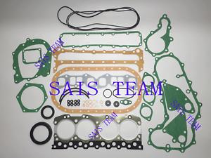 ISUZU C221 Engine Full Gasket Set kit for Truck Forklift Excavator etc