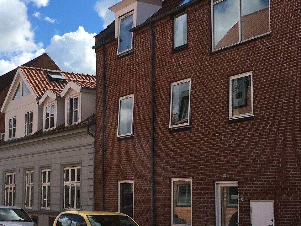 Silkeborg Centrum. Lav boligydelse.