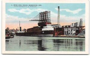 C. Reiss Coal Docks Sheboygan, WI