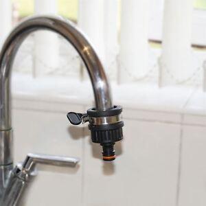 universal wasserhahn verbindung f r wasserh hne adapter mischer k che ebay. Black Bedroom Furniture Sets. Home Design Ideas