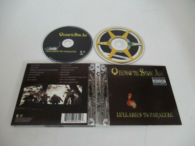 Queens Of The Stone Age / Lullabies To Paralyze (Interscope 0602498803127) de CD
