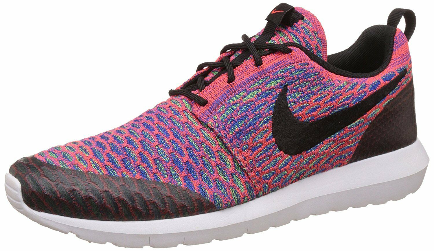 Nike Unisex Roshe NM Flyknit Running shoes 816531 600 M 11  W 12.5 (29CM)