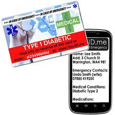 Medic ID TAG Identification Card Badge Paramedic Ambulance Emergency Medical B22