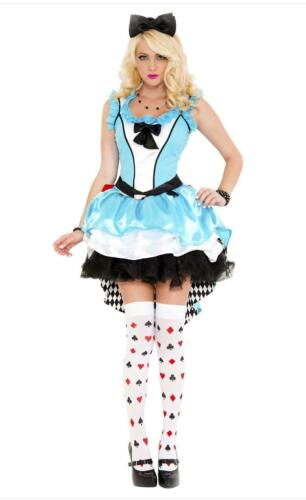 Music Legs Fairytale Fancy Alice Halloween Costume 70672