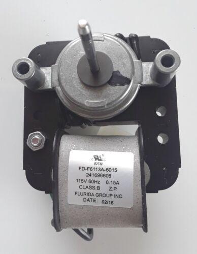 Genuine Frigidaire 241696606 Condenser Fan Motor