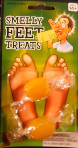 Gag Gift Smelly Feet Treat
