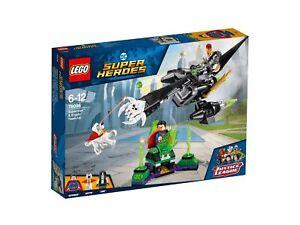 LEGO® DC Comics Super Heroes 76096 Superman™ /& Krypto™ Team-Up NEU /& OVP !