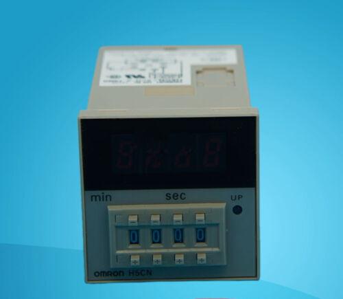 1pc Omron Timer H5CN-XCN-Z AC100-240V NEW IN BOX