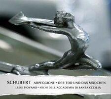 """SCHUBERT: ARPEGGIONE; DER TOD UND DAS M""""DCHEN NEW CD"""