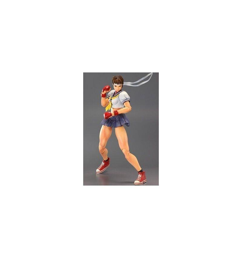 Squar enix Street fighter play arts Sakura