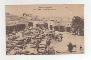 Marokko-Rabat-Le-Marche-Zur-Kohle-J843