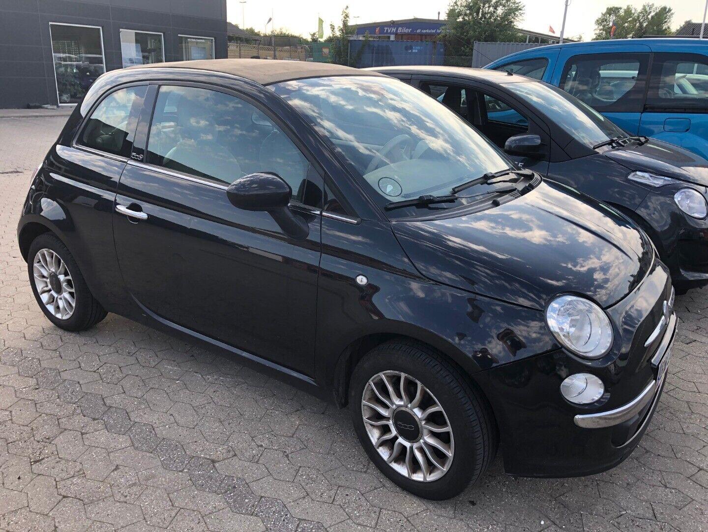 Fiat 500C 1,2 Pop 2d