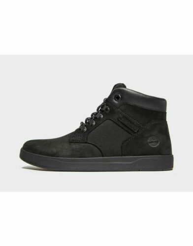Timberland Statsberg Junior Black Brand New Unisex  Kids Trainers UK 4,5,5.5