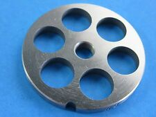 """#8 x 5/8"""" COARSE GRIND  hole size meat grinder chopper plate disc for electric"""