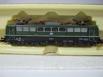 Obbediente Minitrix N 2056 Elektro Lok Br 151 025-4 Db Verde/nero (rg/ae/63s5)-mostra Il Titolo Originale Rafforza Tendini E Ossa