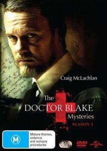 The-Doctor-Blake-Mysteries-Season-1-DVD-NEW-Region-4-Australia