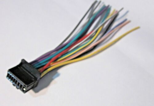PIONEER DEH-P3600 WIRE WIRING HARNESS NEW B