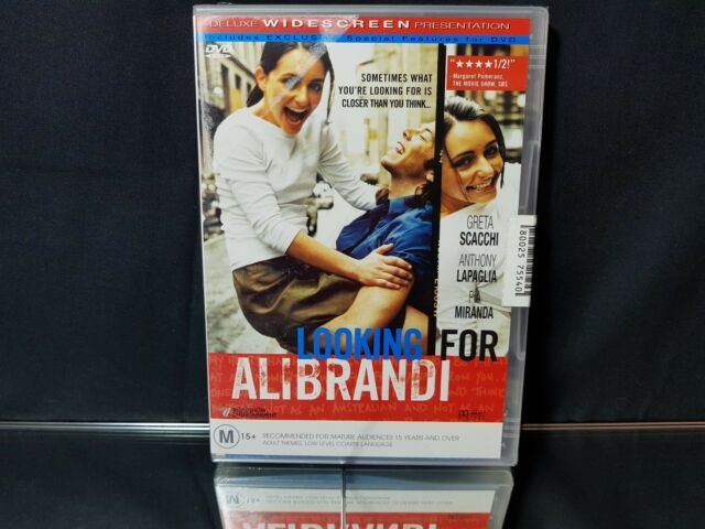 Looking For Alibrandi DVD Video NEW/Sealed