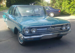 Classic Chevy BelAir- ROCK SOLID and Mechanically Fit!!