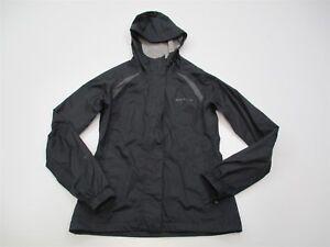a220f20768 MERRELL Women Size S Nylon Opti-Shell Waterproof Pealing Black Rain ...