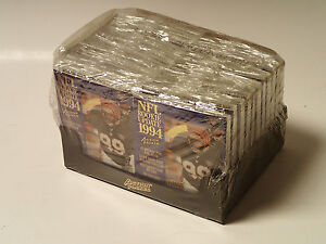 1994-Football-Action-Packed-Rookie-Update-series-Factory-Sealed-box-of-24-packs