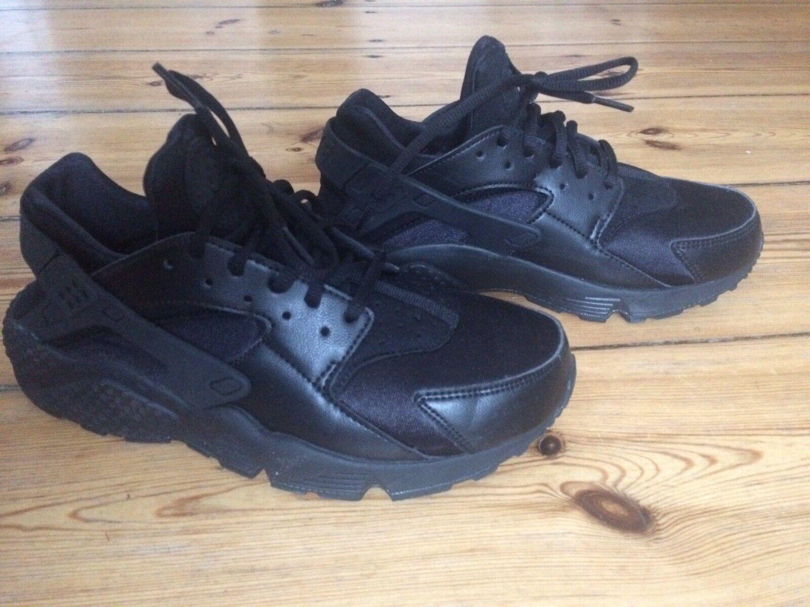 Turnschuhe Nike Huarache 39 schwarz