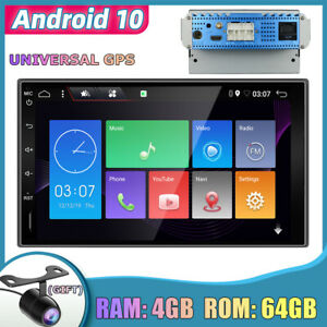 4GB-64GB-Android-10-GPS-Car-Stereo-Sat-Nav-FM-AM-Player-Wifi-4G-SWC-USB-MP5-7-034