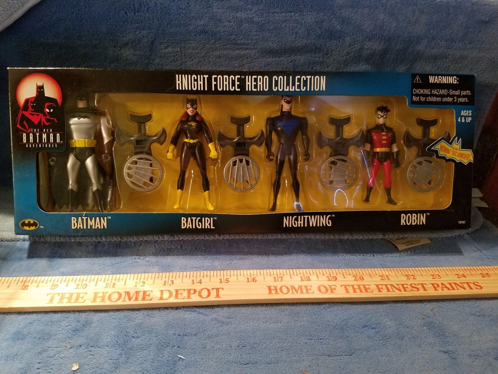 Knight Force Hero Collection - NEW