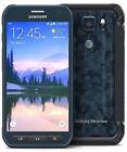 Samsung Galaxy S6 Active SM-G890A (AT&T) 16MP Android Desbloqueado 32GB Azul