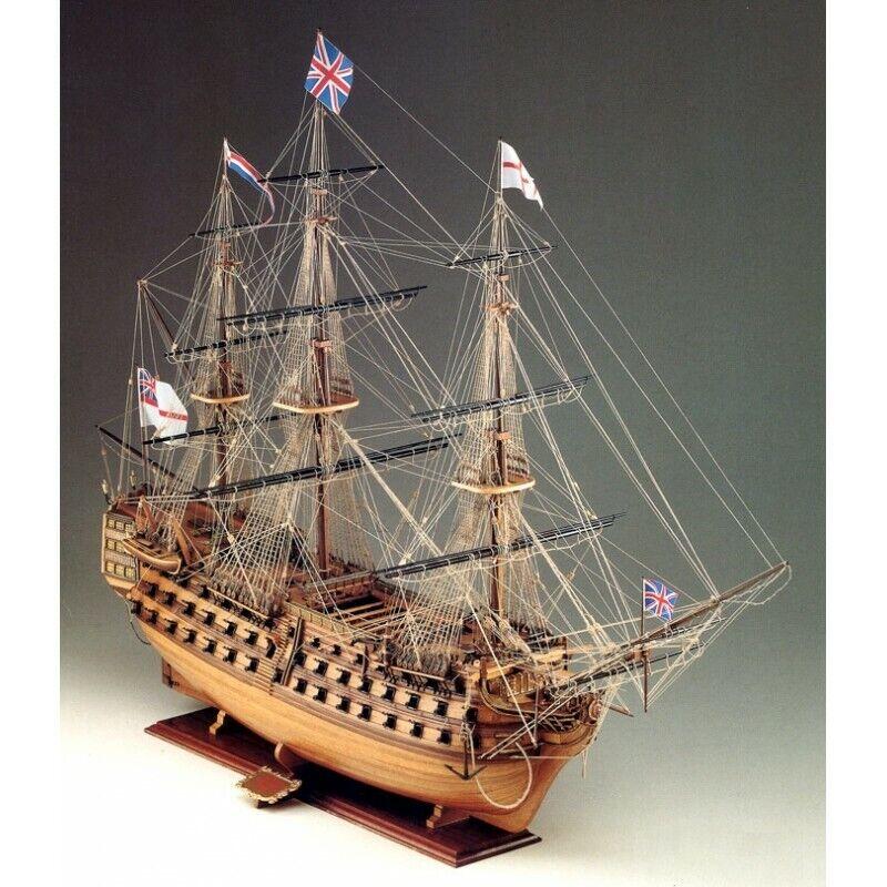vendita di offerte Corel HMS Victory SM23 kit nave in legno scala scala scala 1 98  Prezzo al piano