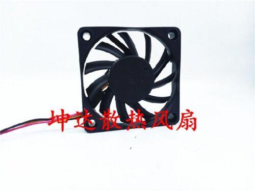 1pcs  Y.S.TECH FD1261107B-2F 6010 DC12v 2.88w 散热风扇HZDO