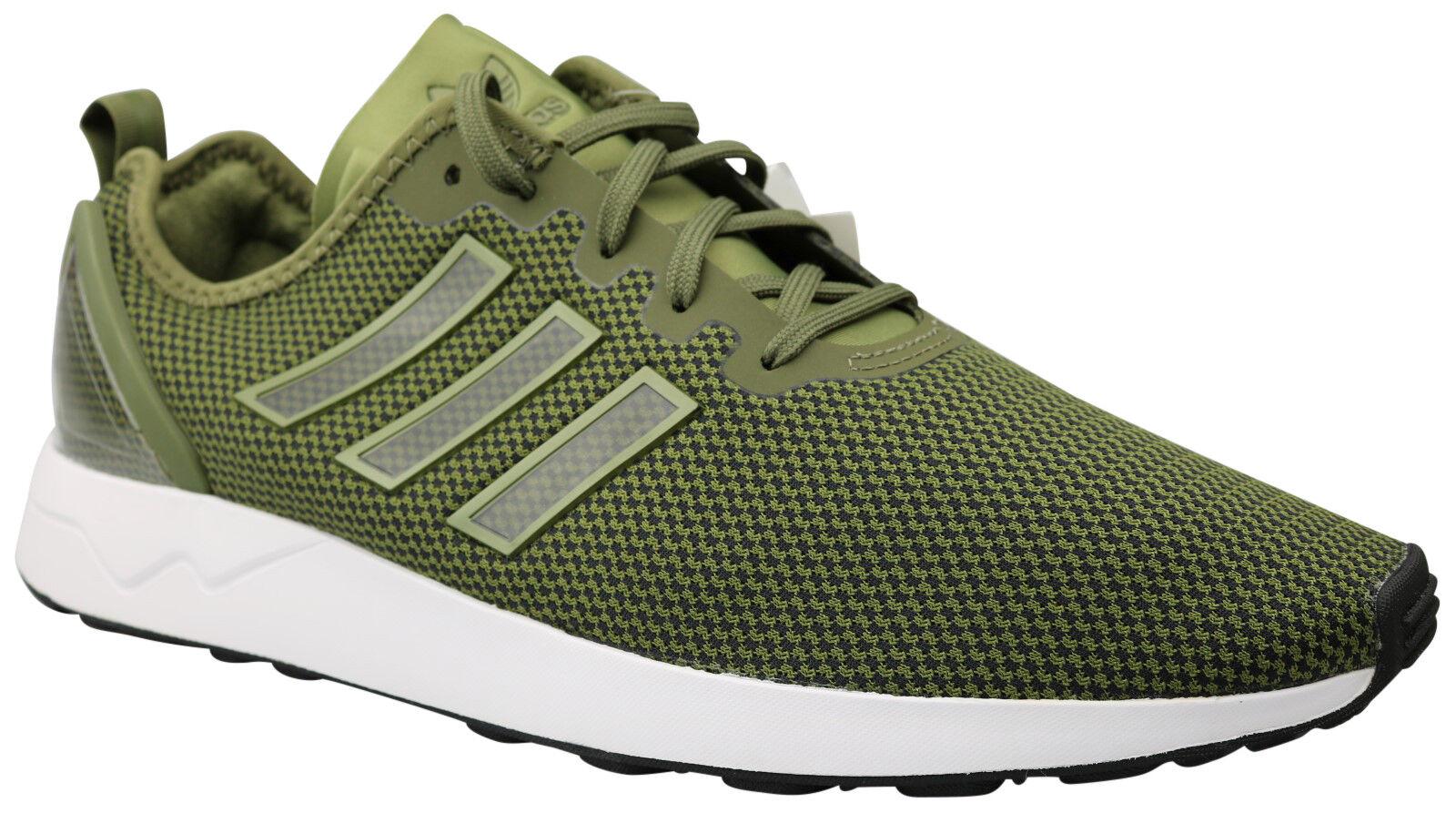 ADIDAS ZX FLUX ADV Uomo Sneaker Scarpe Olive aq2680 tg. 46,5 & 47 NUOVO & OVP | Facile da usare  | Sig/Sig Ra Scarpa