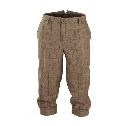 Laksen Esk Tweed Shooting Breeks Size 40