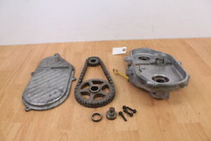 2005-SKI-DOO-SUMMIT-600-Chain-Case-With-Cover-amp-Sprockets-19-45-Gears