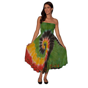 Beautiful Sexy Rasta Dress Ladies Rasta Clothing