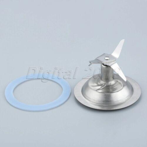 Kitchen Blender Cutter Blade with Gasket Set For Black and Decker 77666 SS BL700