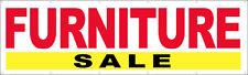3x10 Ft Furniture Sale Vinyl Banner Sign New Wb