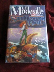 the spellsong war modesitt jr l e