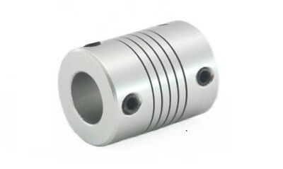 Wellenkupplung 3 x 8mm Alu Flexible für Schrittmotor Drucker CNC Motor L#021