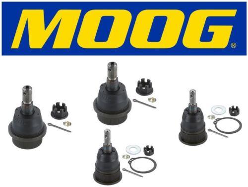 Moog Upper /& Lower Ball Joints 2006 Chevrolet Silverado 1500 HD