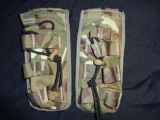 2X British Army Osprey MK4 SINGLE Elastic Securing Magazine Pouch MTP - USED